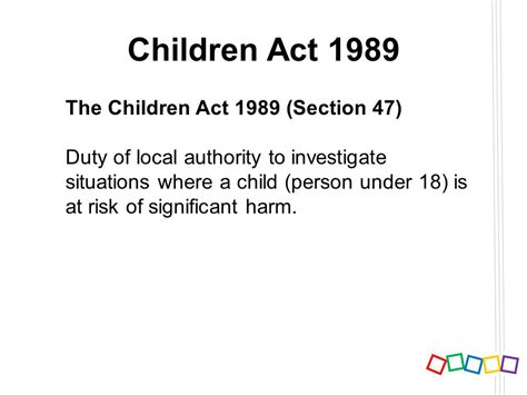 what is a section 18 offence designated safeguarding leads ppt video online download