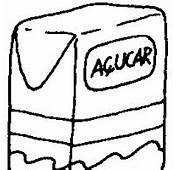 DIBUJOS DE AZUCAR Y AZUCARILLOS PARA COLOREAR