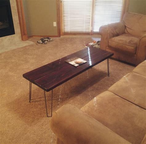 hairpin leg coffee table grant s hairpin leg coffee table