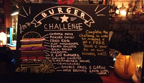 brighton challenge we you to take on these brighton food challenges
