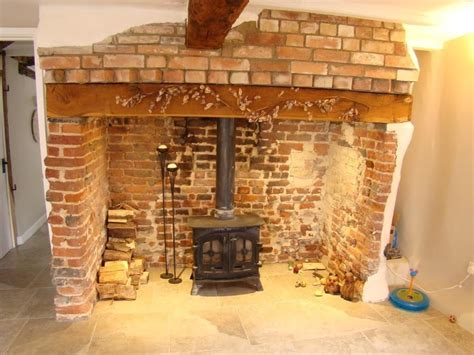 fireplace inglenook fireplace design ideas photos