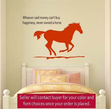 wall stickers teenage bedrooms wall decals for teenage girls bedroom horse decal room quote ideas pictures albgood com