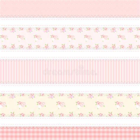 Kaligrafi Shabby Chic Pink shabby chic provence style 5 backgrounds stock photo image of fashion fabric 51073822