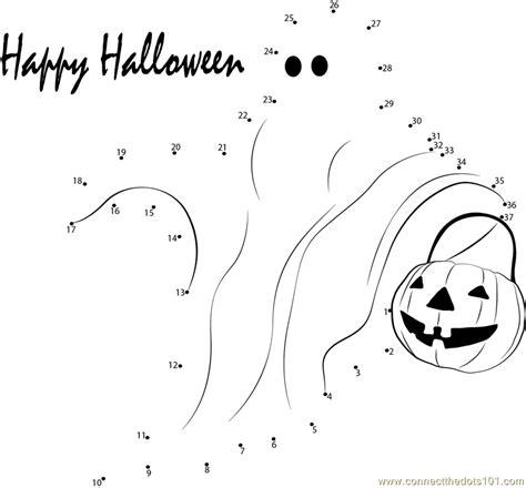 printable halloween dot to dot pictures halloween dot to dot printable worksheet connect the dots