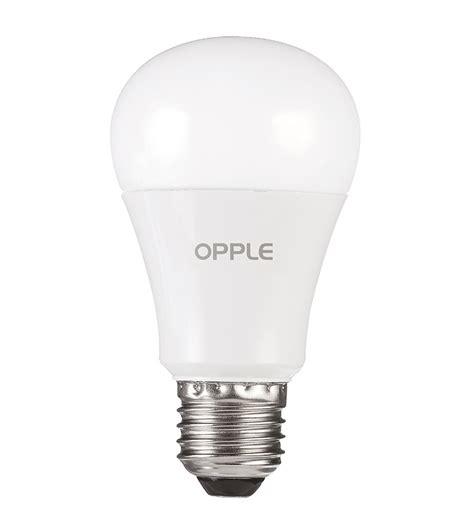 Led Opple opple led bulb 7w e27 warm white glow by opple led bulbs housekeeping pepperfry product