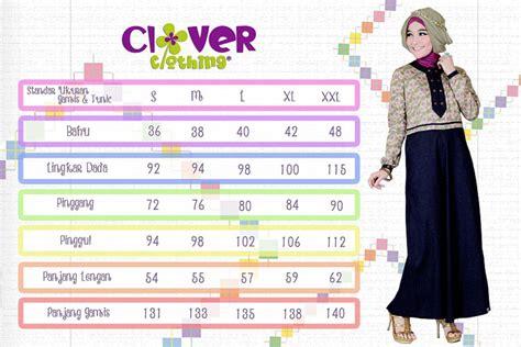 Setelan Anak Clover size pack clover clothing rumah madani busana muslim