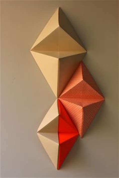 Origami Wall - origami on origami origami flowers and