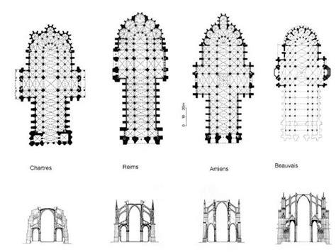 Reims Cathedral Floor Plan by Historia Del Arte Colegio Santa In 233 S 3 Er A 241 O Plantas Y