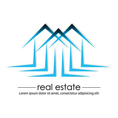 real estate logo template real estate logo template