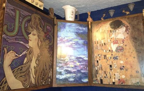 Decoupage Kitchen Cabinets - decoupage kitchen cabinets jonathan fong style