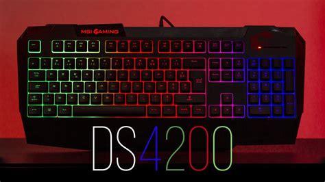 Msi Interceptor Ds4200 msi interceptor ds4200 review giveaway