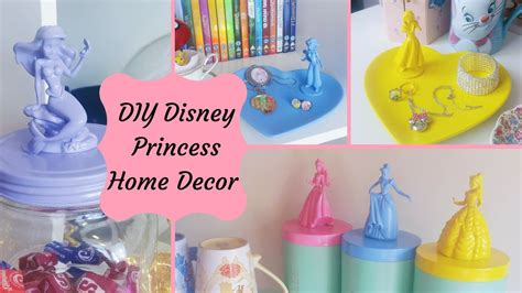 disney princess home decor diy everything 4
