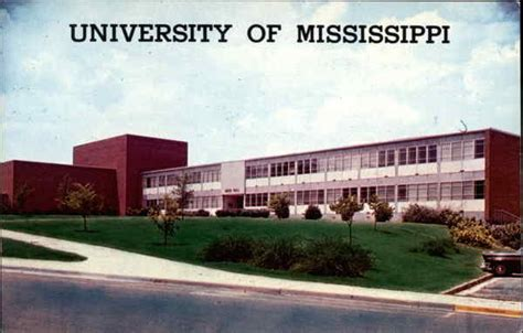 m s university university of mississippi meek hall oxford ms