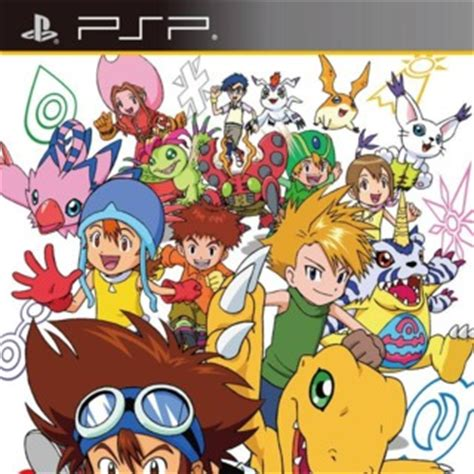 theme psp digimon digimon adventure game giant bomb