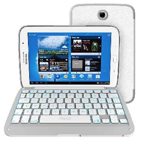 Keyboard Samsung Galaxy Note 8 zagg offers new zaggkeys folio keyboard for the samsung galaxy note 8 0 the gadgeteer