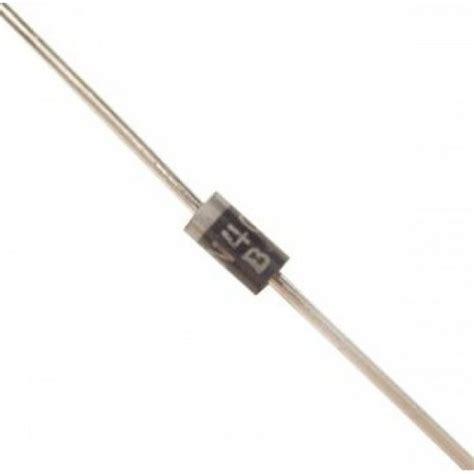 1n4007 diode me diode de redressement 1n4007 pour fil pilote 1000v 1a www domotique store fr