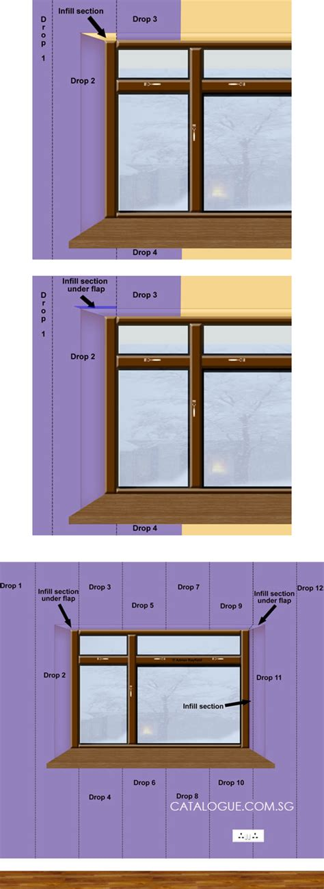 how to wallpaper around windows catalogue singapore faq how to wallpaper around doors
