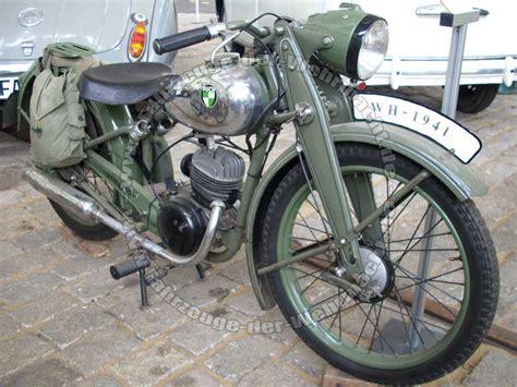 Motorrad Puch 125 by Puch 125 Fahrzeuge Der Wehrmacht De