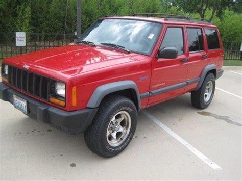 1997 Jeep Sport Find Used 1997 Jeep Sport 4x4 4 0l V6 Auto 2