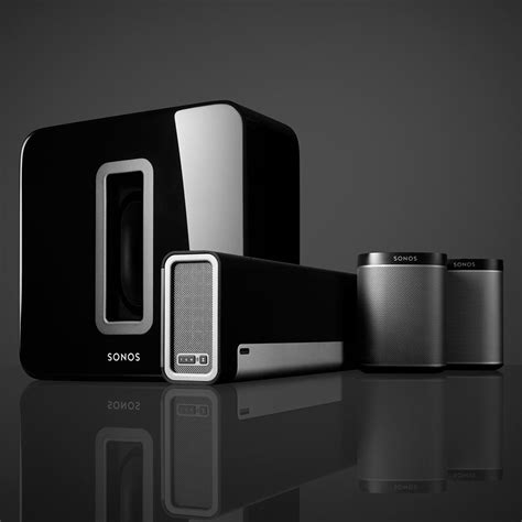 sonos 5 1 home theater system electronics