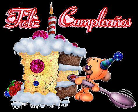 imagenes de feliz cumpleaños que se muevan cumplea 241 os tarjetas para