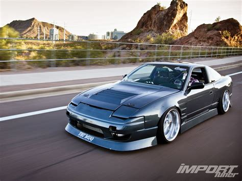 nissan 240sx hatchback modified nissan 240sx s13 hatchback wallpaper www pixshark com