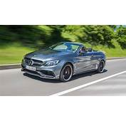 Mercedes AMG C63 Review 503bhp S Cabriolet Driven  Top Gear