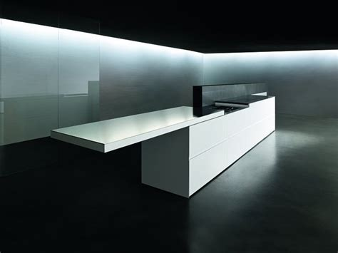 New Countertop Materials libert 224 compositiva con le cucine moderne di minimal