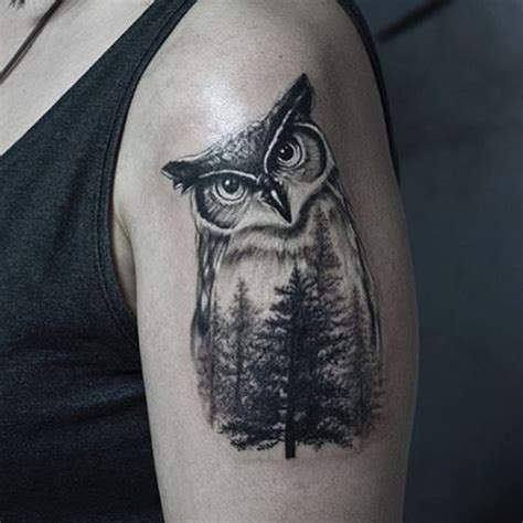 tattoo meaning for owl 50 of the most beautiful owl tattoo designs and their