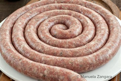 Handmade Sausage - how to make sausage recipes dishmaps