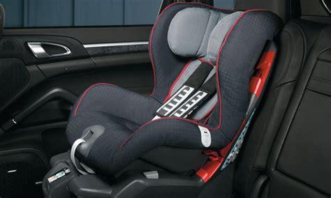 syst鑪e isofix si鑒e auto porsche junior seat isofix g1 kindersitze tequipment