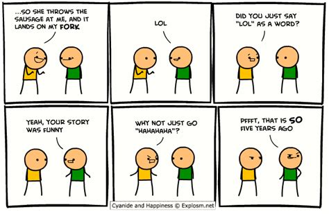 recurring pattern thesaurus cyanide and happiness roundup arnold zwicky s blog