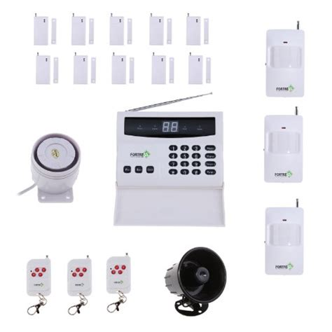 fortress security store tm s02 b wireless home security