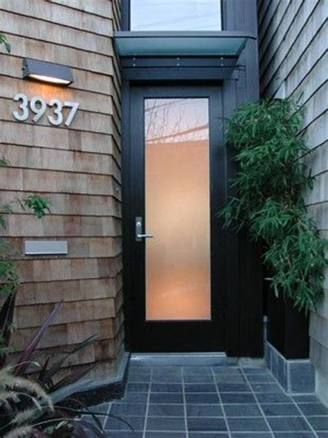 26 Modern Front Door Designs For A Stylish Entry Shelterness Modern Black Front Doors