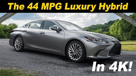2019 Lexus Es Review by 2019 Lexus Es 300h Hybrid Review Alex On Autos