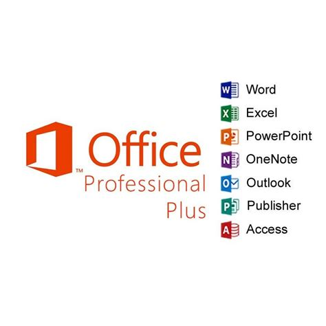 Microsoft Office Business microsoft office 2016 professional plus the most