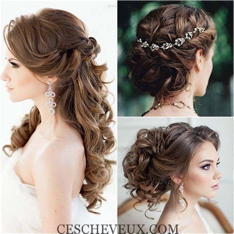 coiffures de mariage belles gr 226 ce 224 de jolies postiches