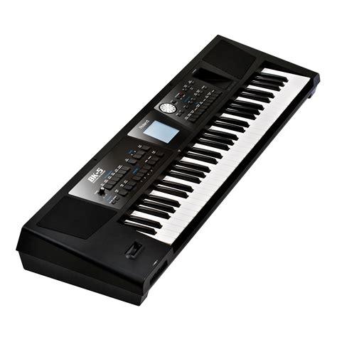 roland bk  keyboard musik produktiv