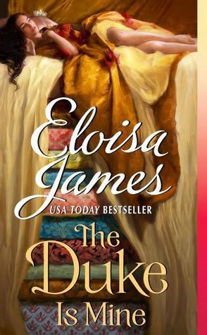 The Duke Is Mine By Eloisa the review diaries author q a with eloisa and a