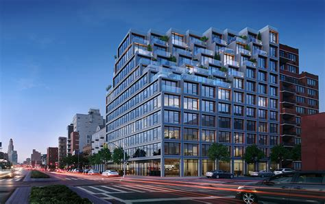 Duplex Building Plans oda architecture plans 251 first residences in brooklyn