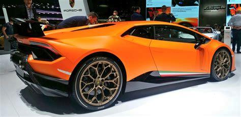 Rate Of Lamborghini In India Lamborghini To Launch Huracan Performante In India On April 7