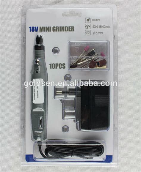 Mini Drill Die Grenda Ingco 18v portable hobby rotary power engraver polisher drill