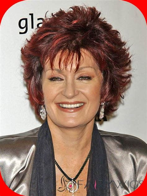 sharons new hair colour eastenders pixy medium sharon osbourne hairstyles the short red