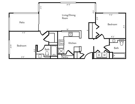 floor plans stanford west apartments b2b stanford west apartments