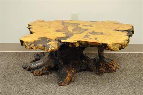 california coffee table quot an original dust quot burlwood co california redwood