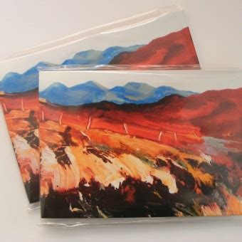 Magnetize Painting Ruled Notebook magnetic notebook gavin lavelle artwork lavelle gallery