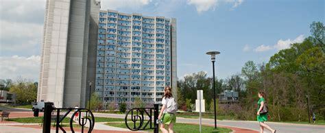 udel housing ud residence life housing tour christiana towers