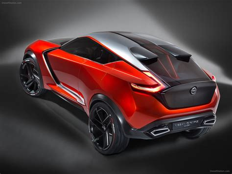 Nissan Gripz Concept 2016 Car Wallpapers 32 Of 120