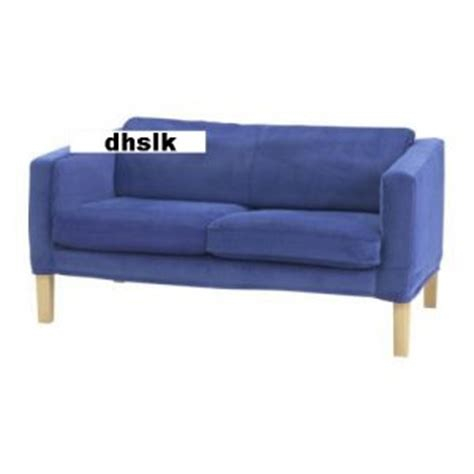 corduroy couch ikea ikea lund hogen 2 seat loveseat sofa slipcover cover