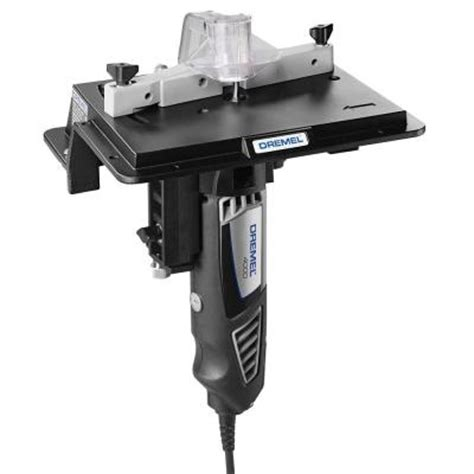 Dremel Rotary Tool Shaper Router Table 231 The Home Depot